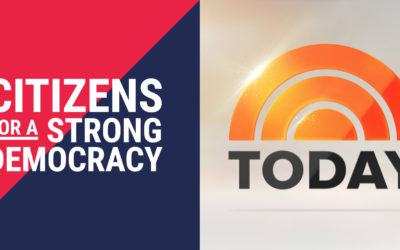 Citizens for a Strong Democracy Reassure Americans on Election Security